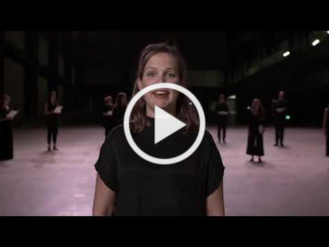LIVE: ORA Singers perform Spem in Alium from the Turbine Hall at the Tate Modern