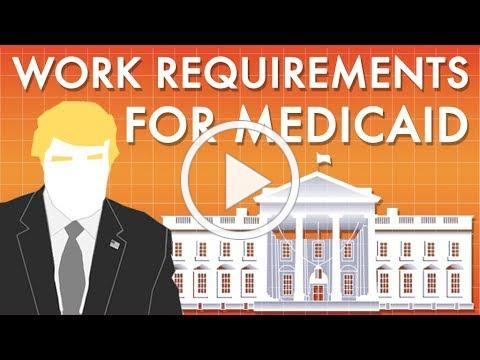 President Trump's Executive Order on Work Requirements