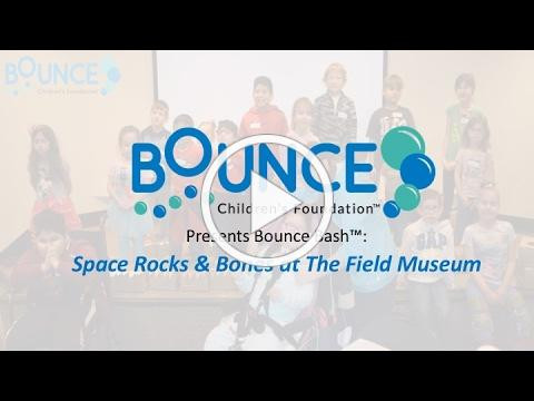 Bounce Bash: Space Rocks & Bones