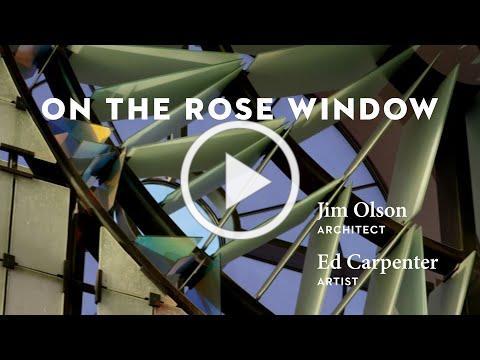 ON THE ROSE WINDOW