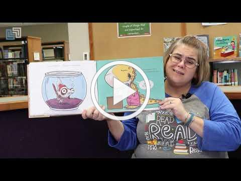 Fall Storytime #1: We don't eat our classmates!