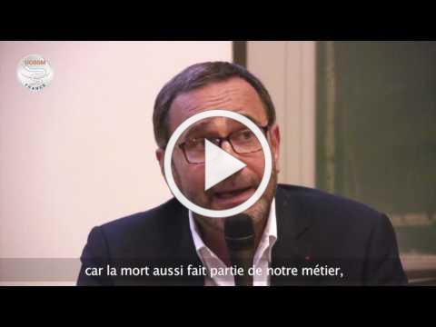 Pr Raphaël Pitti, responsable formation à l'UOSSM au What's up doc' for Syria ?#2