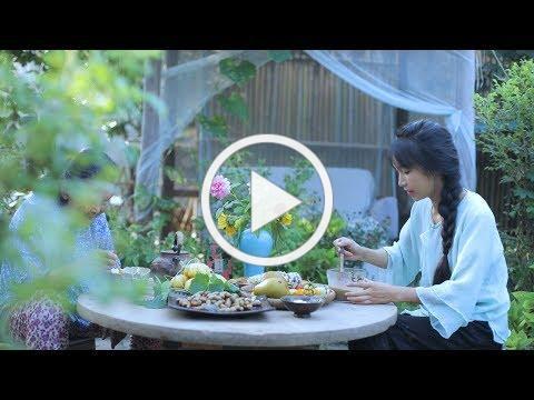 又到了瓜果蔬菜怎么吃都吃不完的季节,脑壳疼呐 | Liziqi Channel