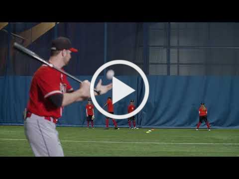Instructional Video - Season 5 - Reaction drill for infielders