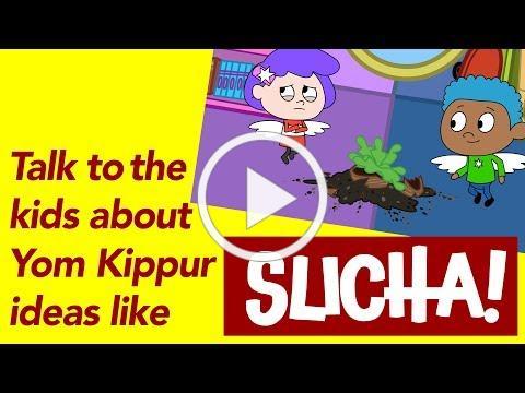 Really, Really Sorry: For Yom Kippur, the Sparks say SLICHA!
