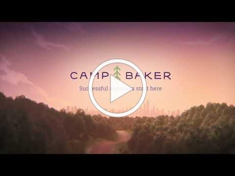 Camp Baker: Successful Summers Start Here