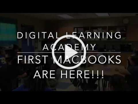 Digital Learning Academy 092719
