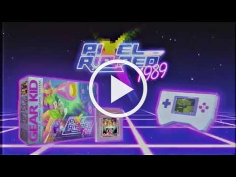 Pixel Ripped 1989 Launch Date Trailer OUTDATED (ARVORE) PSVR, Rift, Vive