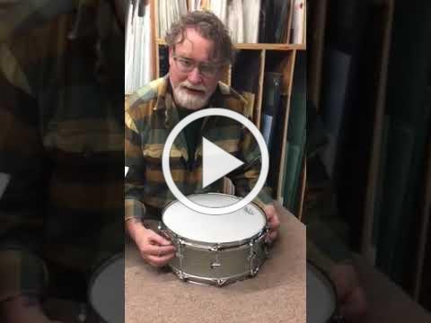 Flickinger Glassworks | Glass Drum