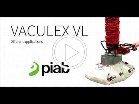 Vaculex VL Different Applications