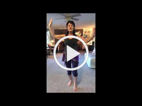 Belly Dance Drills Thrills Basics by A MAGI MELANIE