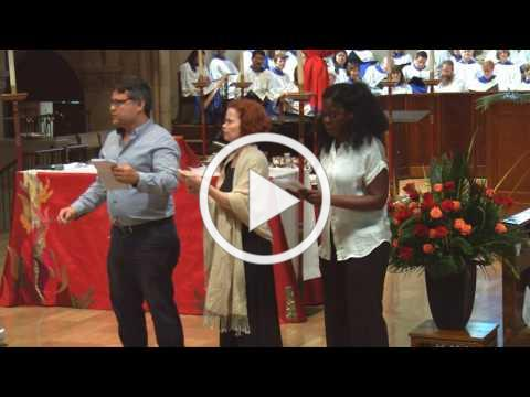 Palm Sunday 2017: Gospel of the Passion