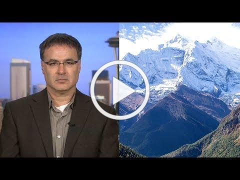 The End of Ice: Dahr Jamail on Climate Disruption from the Melting Himalayas to Insect Extinction