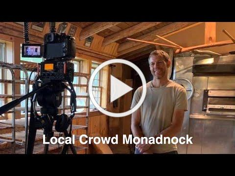 Local Crowd Monadnock crowdfunding video