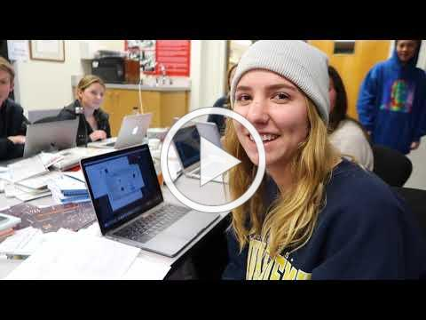 Why Students Love Cal Poly Graphic Communication
