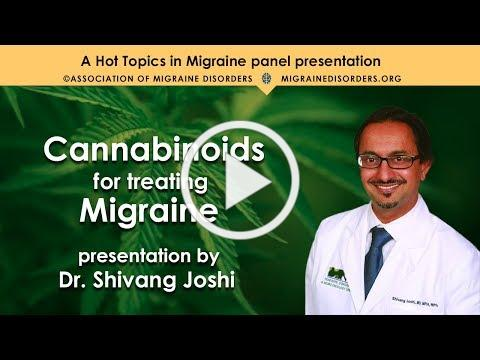 Shades of Migraine - Episode 17 - Cannabis for Treating Migraine and Cluster Diseases