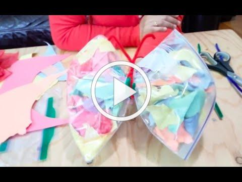 **ACTIVITY!!! : LET'S MAKE A BUTTERFLY BAGGIE!!**