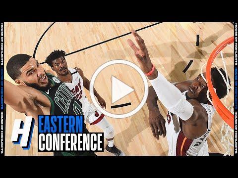 Bam Adebayo CLUTCH BLOCK On Jayson Tatum - Game 1 | Heat vs Celtics | 2020 NBA Playoffs