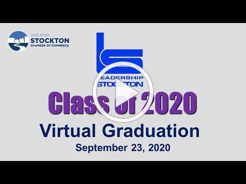 Leadership Stockton Class of 2020 Graduation 9-23-20