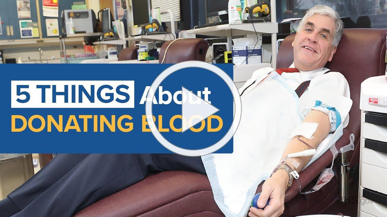 COVID-19 | Five Things You Need to Know About Donating Blood During the COVID-19 Outbreak