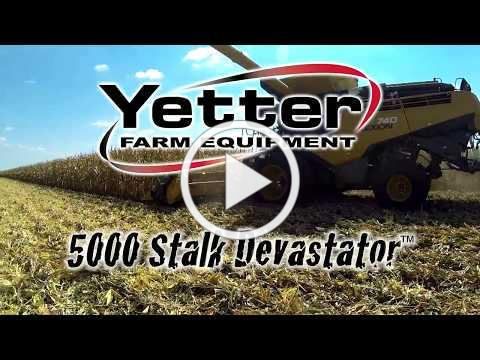 Get to Know the Yetter 5000 Stalk Devastator™