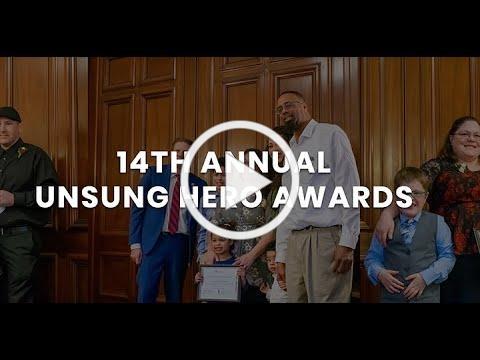 2021 Unsung Hero Awards