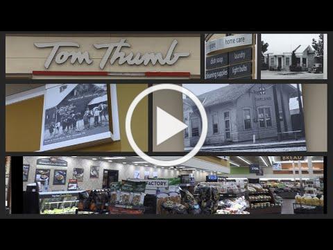 Garland History at Tom Thumb