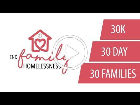 End Family Homelessness with St. Columba and Housing Up!