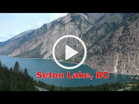 Seton Lake, Lillooet, BC