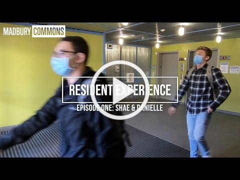 Episode One: The Resident Experience Danielle & Shae