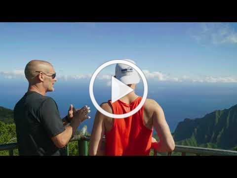 Sense of Place Episode 1 - Kauai - Teaser