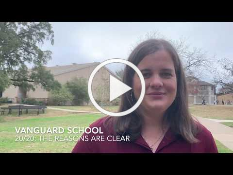 Why Vanguard ? From Alumnus and Current Parent - Emily Fowler Offill