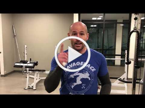 Fit Tip of the Week -- January 11, 2018