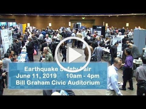 DBI Earthquake Safety Fair 2019