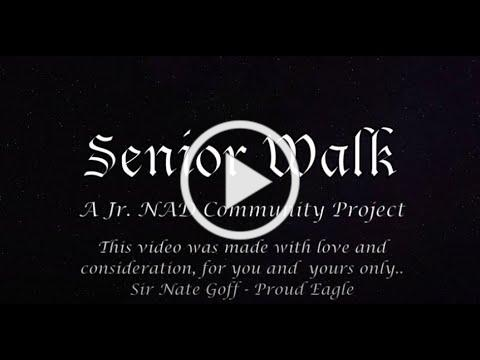 2020 CSD Celebration: Senior Walk (EVO)