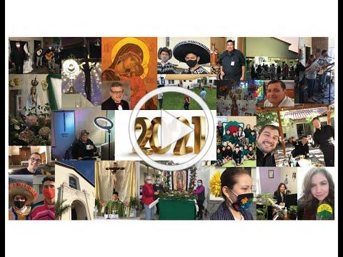 Calendar 2021 St John Vianney Parish