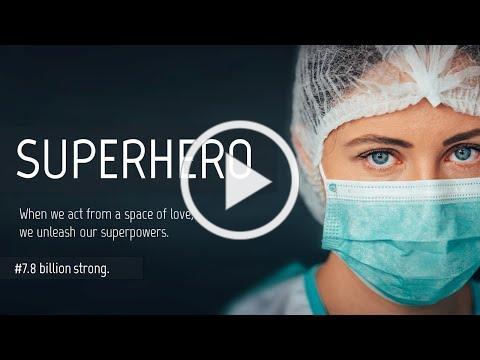 SUPERHERO | A COVID 19 SONG | nimo patel & daniel nahmod | Empty Hands Music