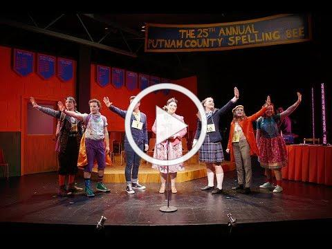 THE 25TH ANNUAL PUTNAM COUNTY SPELLING BEE Trailer