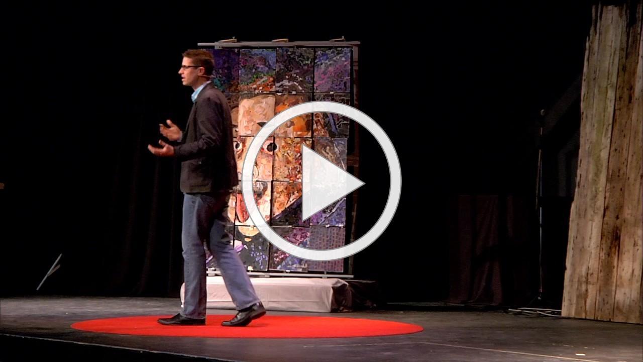 The Power of Relationships | Andrew Mills | TEDxEdenHighSchool