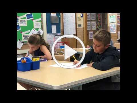 Excellence in DG58: Gifted Program students create sketch notes (Episode 6)