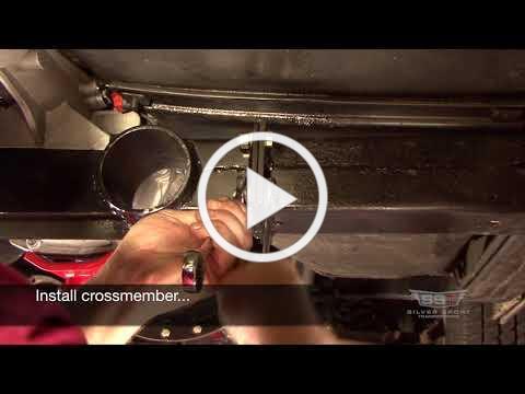 C3 Corvette TREMEC Magnum 6- Speed Installation