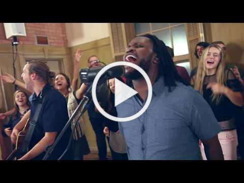 LIVING IN THE OVERFLOW Ft Charity Gayle & Joshua Sherman