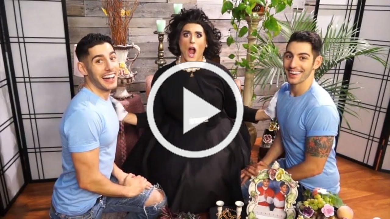 Pray The Gay Away Starring The Zakar Twins In Royal Oak, Mi | MP Present
