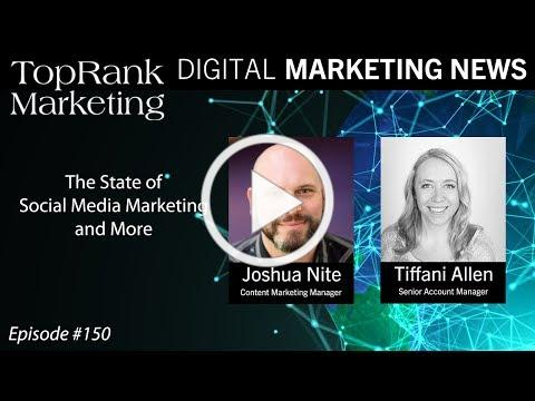 Digital Marketing News 1-25-2019: The State of Social Media Marketing and More