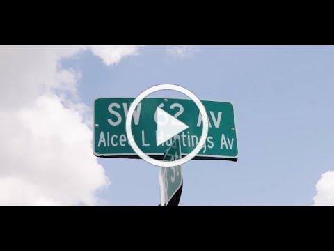 Alcee L Hastings Avenue | Street Renaming Ceremony