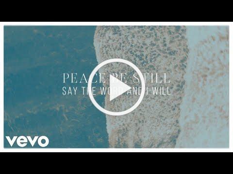 Hope Darst - Peace Be Still (Official Lyric Video)
