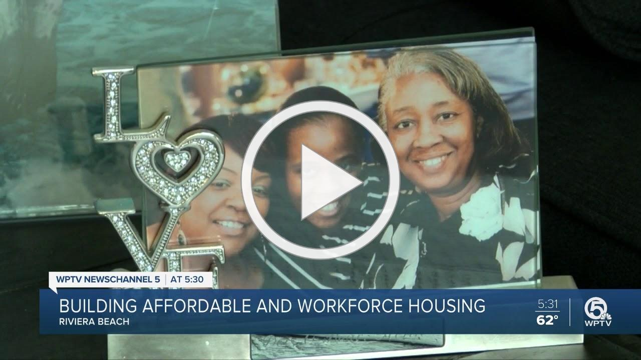 Affordable housing being built to meet demand