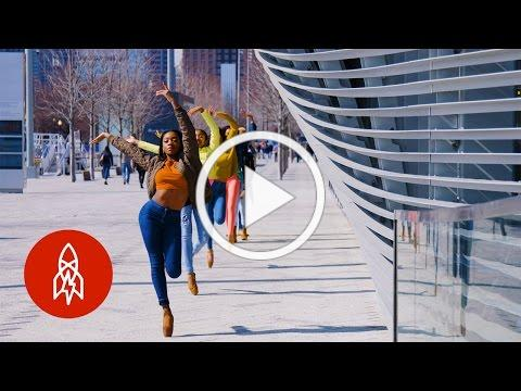 Hip-Hop En Pointe: The Rhythm and Beat of Hiplet