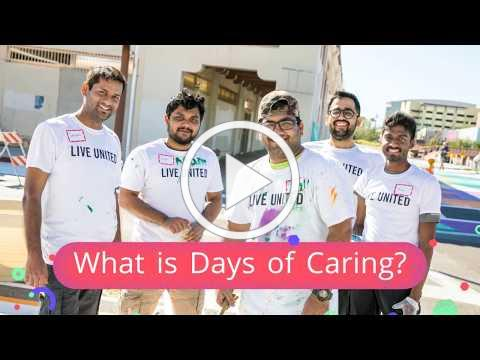 YOU Can submit a Days of Caring Project!