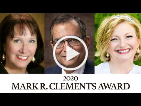 2020 Mark R. Clements Award Honorees